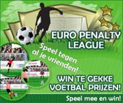 Meld u aan bij Euro Penalty League!